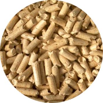 Chauffage Pellets granulés