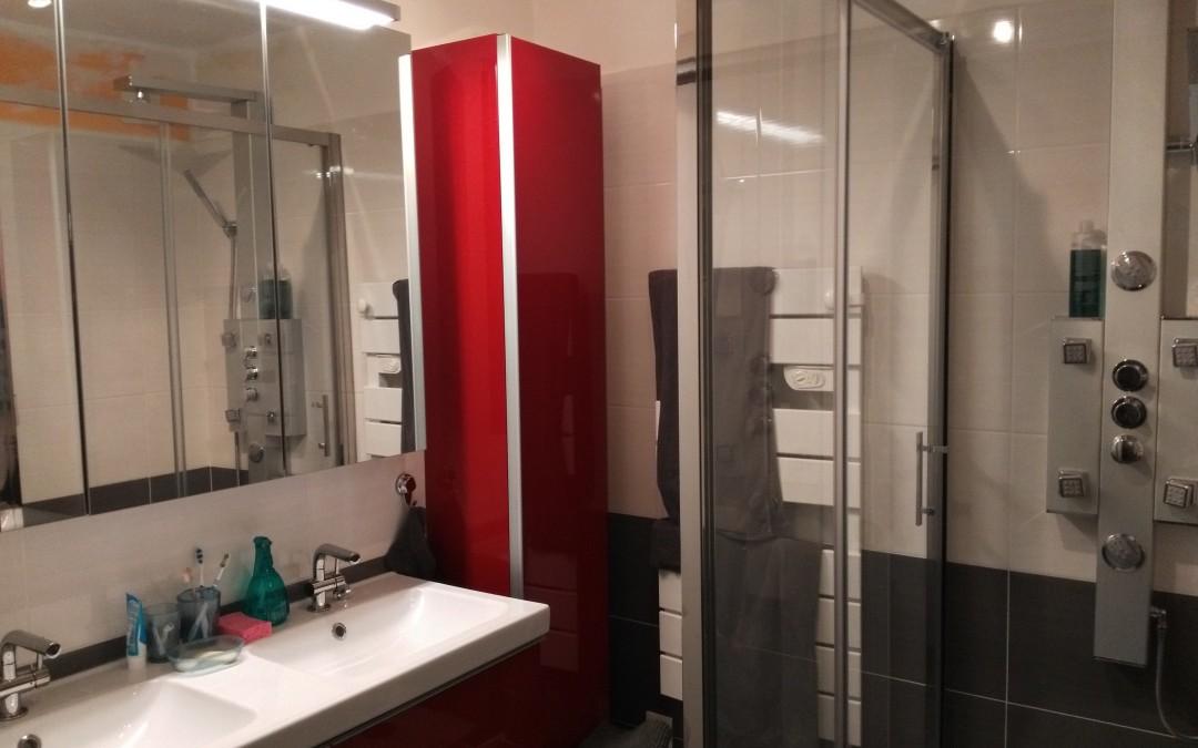 Réalisation Salle de bain – Lyon 7