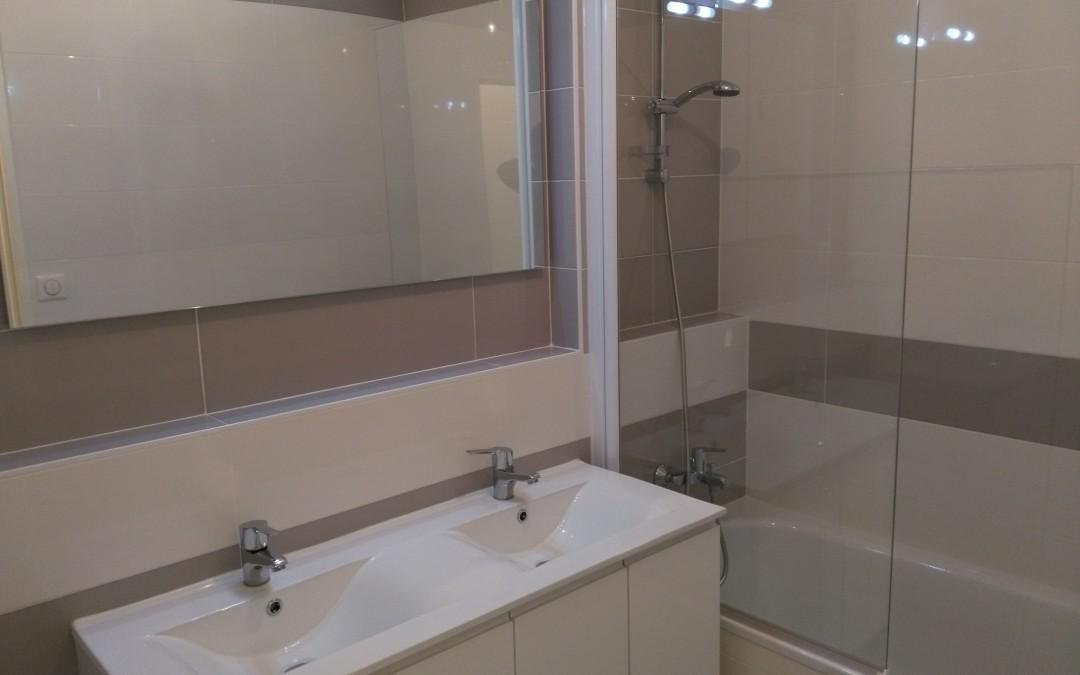 Rénovation salle de bain Garibaldi