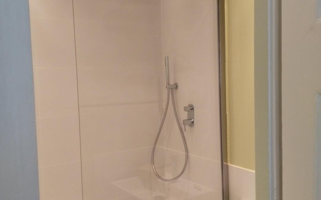 Création de 2 salles de bain – Lyon 6