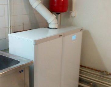 Remplacement chaudière Frisquet condensation